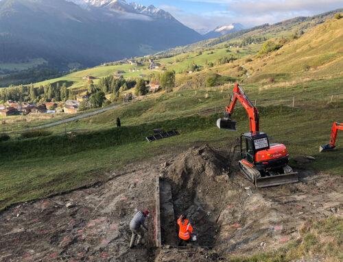 Mitarbeiter/In Beton und Geotechnik gesucht
