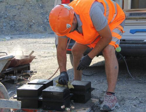 Temporäre Stelle: Aushilfskraft Messtechniker Baustelle / Labor gesucht – Juni – November 2021